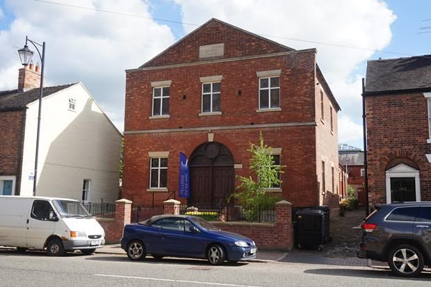 Thumbnail Office for sale in The Chapel, Welsh Row, Nantwich, Cheshire