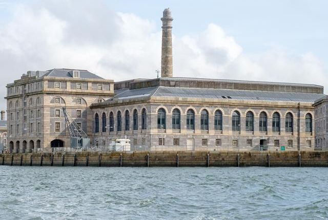 Thumbnail Office to let in Brewhouse Royal William Yard, Plymouth, Devon