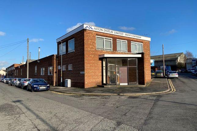 Industrial to let in Brewery Street, Aston, Birmingham