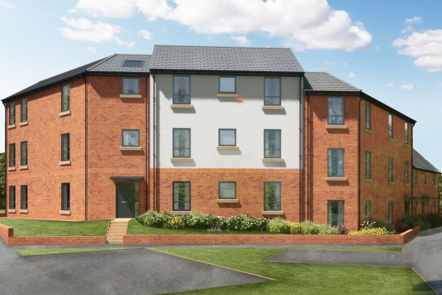 """1 bed flat for sale in """"The Rose - First Floor"""" at North Road Industrial Estate, Okehampton"""