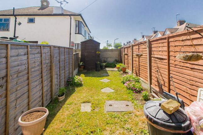 Garden of Rylands Road, Southend-On-Sea SS2