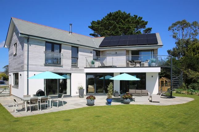 Detached house for sale in Grove Hill, Mawnan Smith, Falmouth