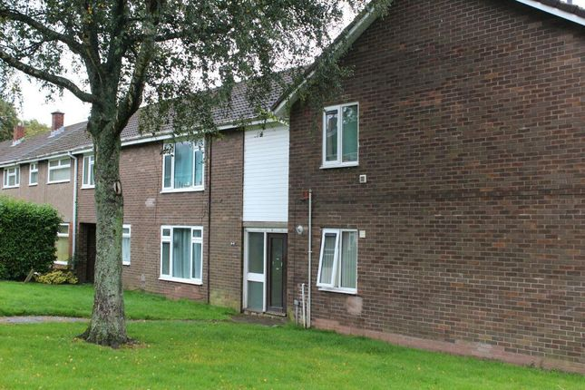 Thumbnail Flat to rent in Dinas Path, Fairwater, Cwmbran