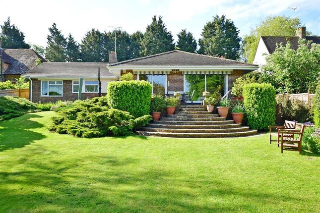 Thumbnail Bungalow for sale in Wellgreen Lane, Kingston, Lewes, East Sussex