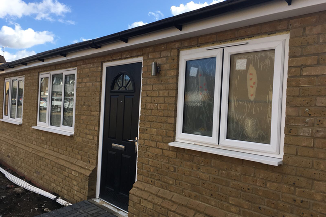 Thumbnail Semi-detached bungalow to rent in Springwood Way, Romford Essex