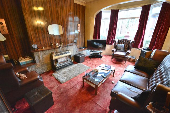 Living Room of Albert Avenue, Prestwich, Manchester M25