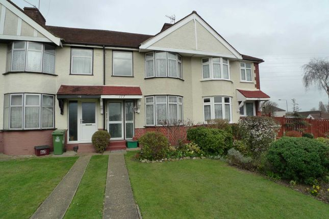 Thumbnail Terraced house to rent in Harcourt Avenue, Sidcup