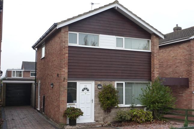Thumbnail Detached house for sale in Northallerton Road, Brompton, Northallerton