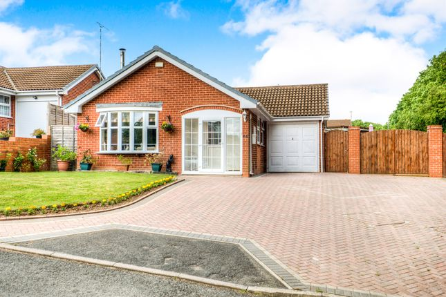 Thumbnail Detached bungalow for sale in Milford Close, Walkwood, Redditch