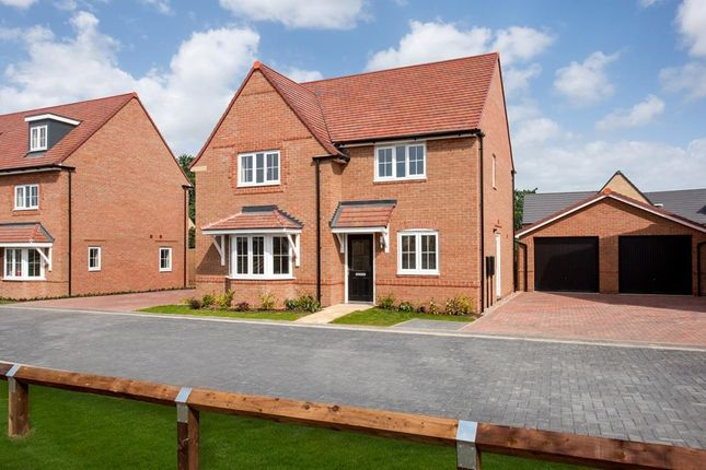 "Thumbnail Detached house for sale in ""Cambridge"" at Bearscroft Lane, London Road, Godmanchester, Huntingdon"