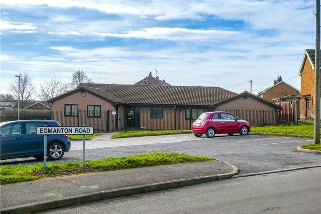 Thumbnail Office for sale in Egmanton Road, Meden Vale, Mansfield, Nottinghamshire