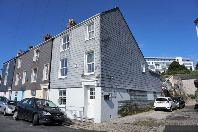 3 bed end terrace house for sale in Bakers Place, Plymouth