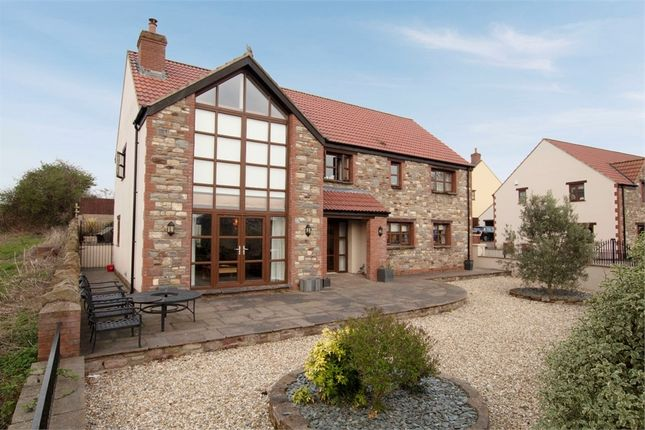 Thumbnail Detached house for sale in Siston Common, Bristol, Gloucestershire