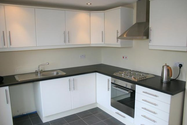 Thumbnail End terrace house to rent in Old Kempshott Lane, Worting, Basingstoke