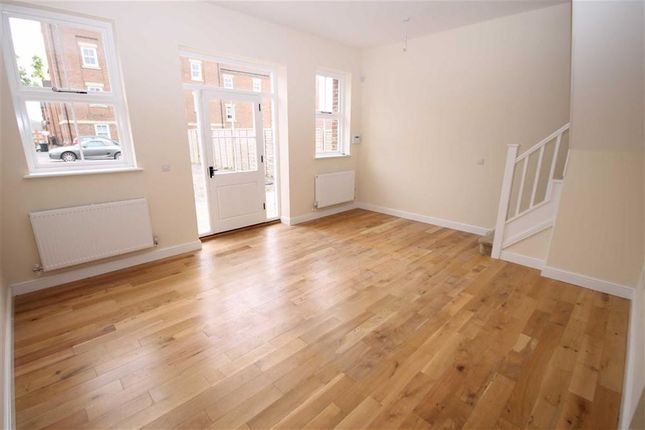 Thumbnail End terrace house to rent in Beaufort Brewery, Royal Wootton Bassett, Wiltshire