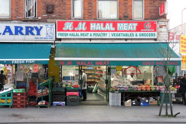 Thumbnail Retail premises to let in The Broadway, Southall