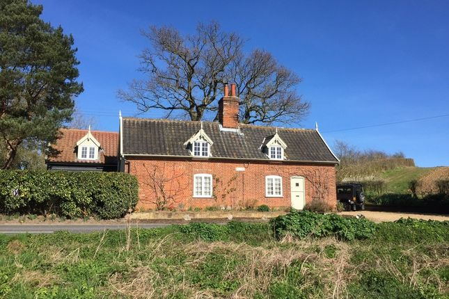Thumbnail Detached house for sale in Ash Road, Lower Hacheston, Woodbridge
