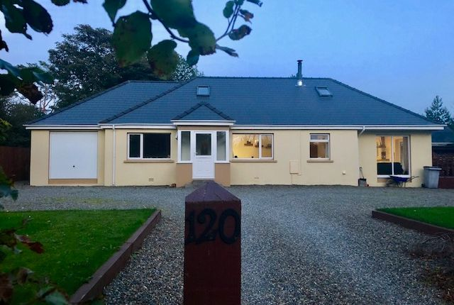 Thumbnail Detached bungalow to rent in Fishguard Road, Haverfordwest