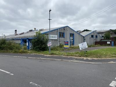 Light industrial to let in Unit 2, Sir Alfred Owen Way, Pontygwindy Industrial Estate, Caerphilly