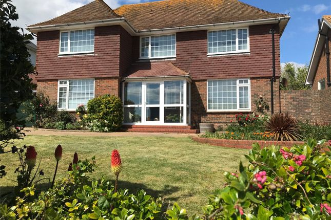 Thumbnail Detached house for sale in Roedean Crescent, Brighton, East Sussex