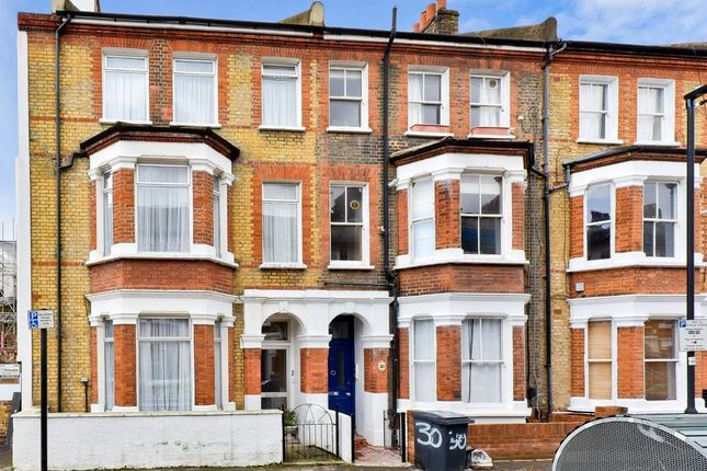 Thumbnail Flat to rent in Rita Road, London