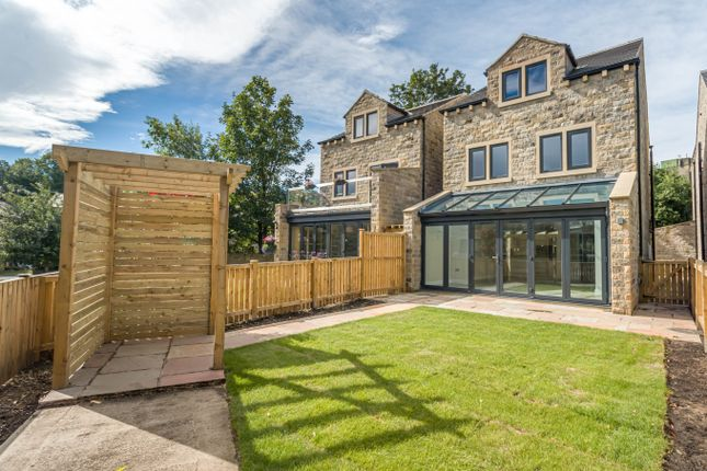 Thumbnail Detached house for sale in Empire Way, Slaithwaite, Huddersfield