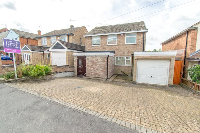 Thumbnail Detached house for sale in Forest Rise, Thurnby, Leicester