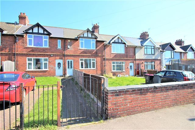 Front of Charles Street, Thurcroft, Rotherham S66
