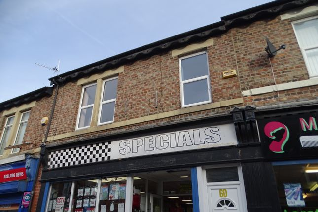 Thumbnail Flat to rent in Adelaide Terrace, Benwell, Newcastle Upon Tyne