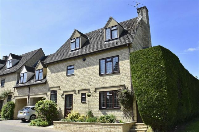 Thumbnail Detached house for sale in Sweetmore Close, Oddington, Moreton-In-Marsh