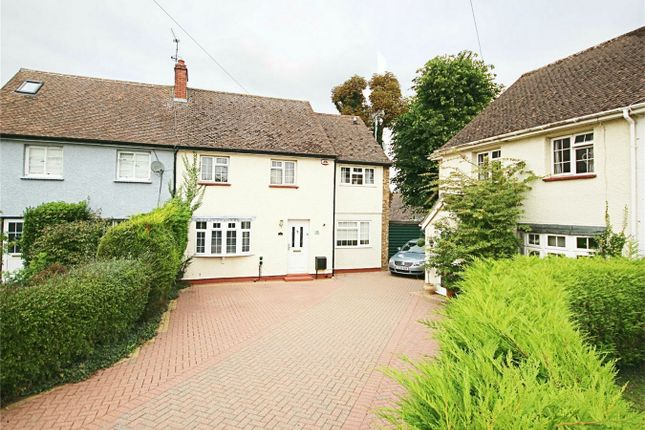 Thumbnail Semi-detached house for sale in Wisemans Gardens, Sawbridgeworth, Hertfordshire