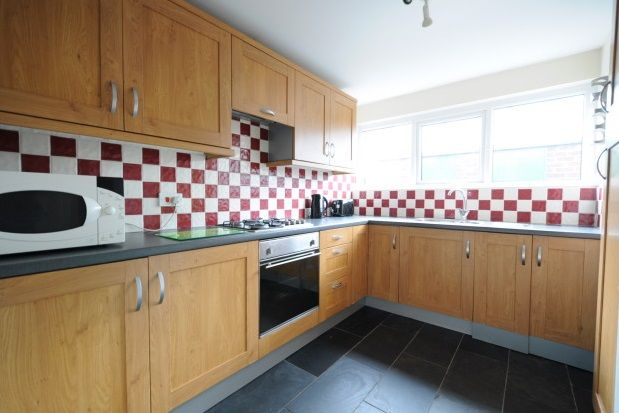 Thumbnail Flat to rent in The Poplars, West Bridgford, Nottingham