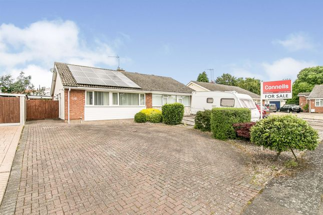 2 bed semi-detached bungalow for sale in Gipping Way, Sproughton, Ipswich IP8