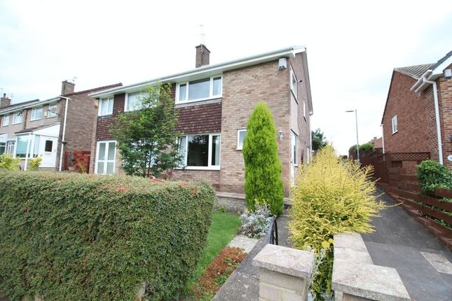 Thumbnail Semi-detached house for sale in Regent Road, Jarrow