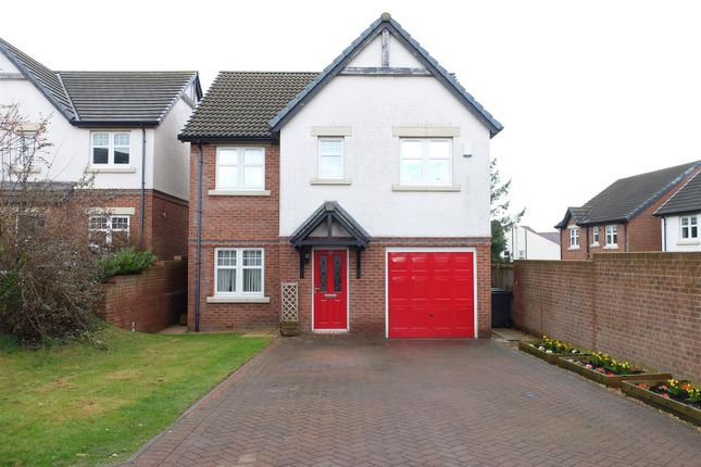 Thumbnail Detached house for sale in Vallum Gardens, Carlisle