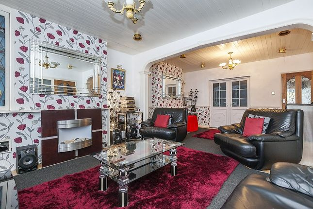 Thumbnail Terraced house for sale in Durham Road, Manor Park, London.