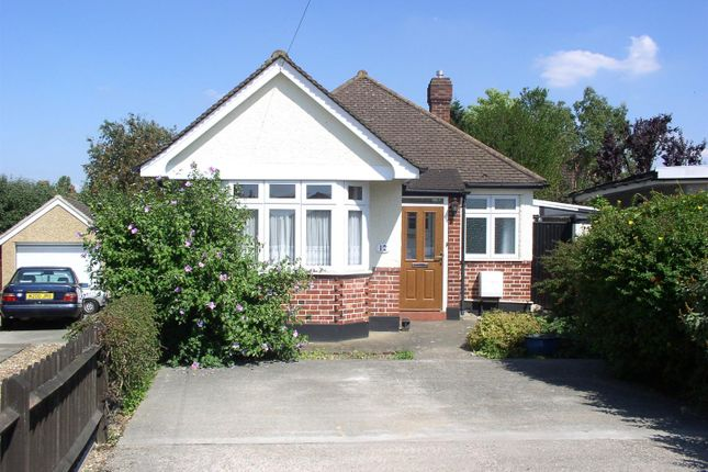 2 bed detached house to rent in Third Close, West Molesey, Surrey KT8
