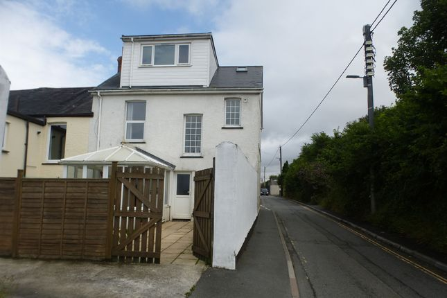 Thumbnail End terrace house for sale in Bell Park, Bell Close, Newnham Industrial Estate, Plympton, Plymouth