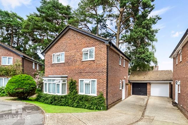 3 bed detached house for sale in Grebe Close, Creekmoor, Poole BH17