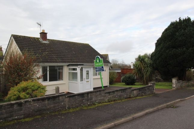 Thumbnail Bungalow for sale in Barlowena, Camborne