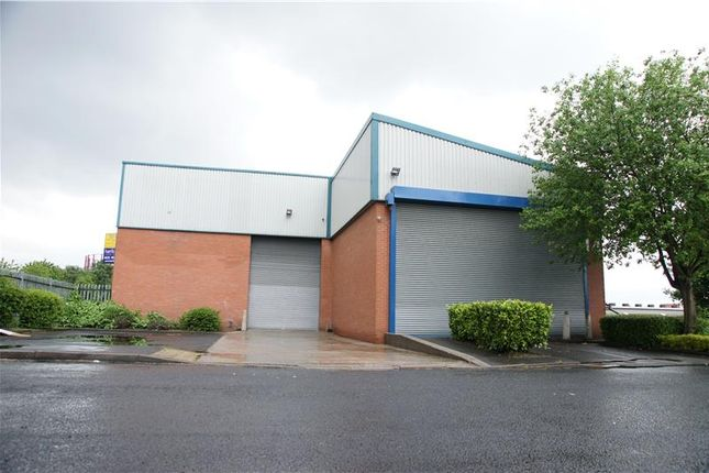Thumbnail Light industrial to let in Unit 14 Maple Business Park, Walter Street, Aston, Birmingham