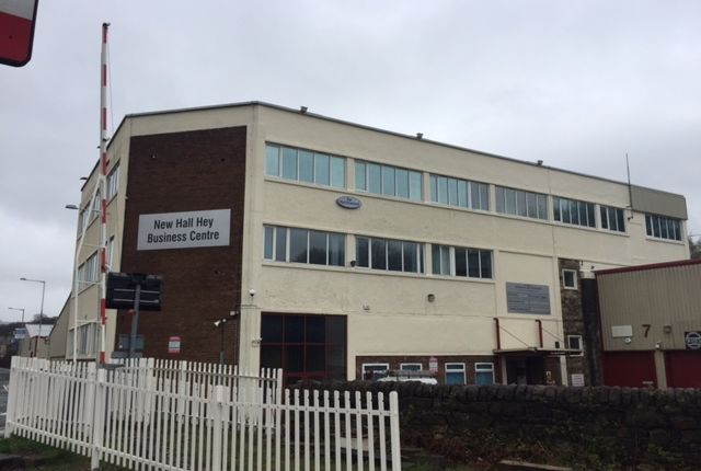 Thumbnail Office for sale in New Hall Hey Business Centre, New Hall Hey Road, Rawtenstall