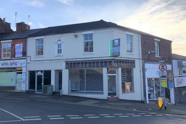 Thumbnail Retail premises for sale in No., 14, Heathcote Street, Kidsgrove