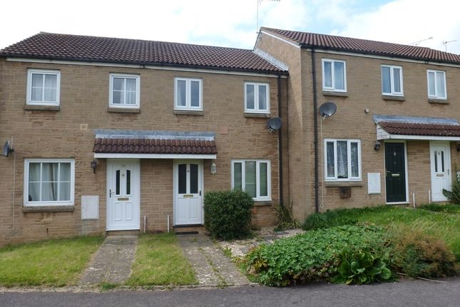 Terraced house to rent in Pound Close, Yeovil