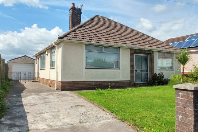Thumbnail Detached bungalow for sale in St. Cenydd Road, Caerphilly
