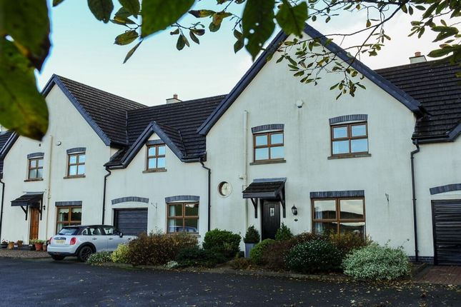 Thumbnail Terraced house for sale in Manor Farm, Lisburn