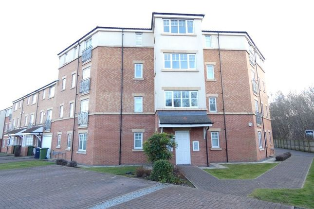 Thumbnail Flat to rent in Sanderson Villas, Gateshead