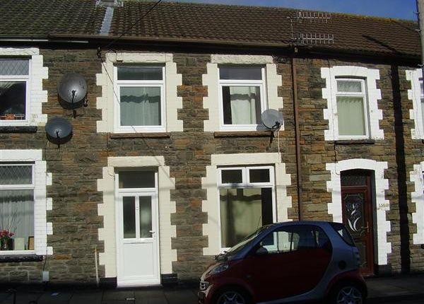 Thumbnail Terraced house to rent in Leyshon Street, Graig, Pontypridd