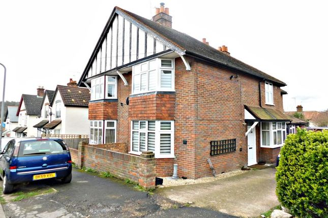 Thumbnail Semi-detached house to rent in Cromwell Road, High Wycombe