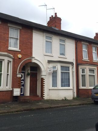 Thumbnail Terraced house to rent in 34 Dundee Street, Northampton